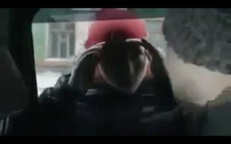 Funny russian movie scene! Gangsters with G-class