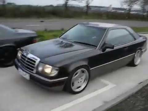 Mercedes-Benz 300CE-24 W124 Coupe