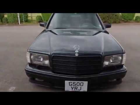 Mercedes-Benz 560SEL AMG - Rare W126 version