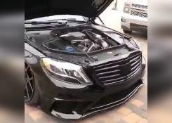 Mercedes-Benz BRABUS ROCKET 900 – S-class W222 Brabus Edition 900HP