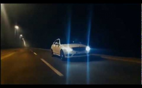 Mercedes-Benz C-class W204 AMG Showtime