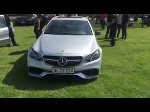 Mercedes-Benz Club Denmark Meeting
