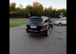 Mercedes-Benz GL500 V8 X164 Custom Exhaust System