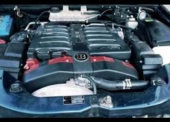 Mercedes-Benz ML W163 BRABUS 7.3 V12 (ML73 BRABUS Edition)