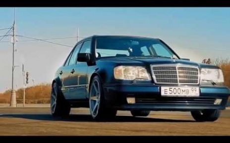 Mercedes-Benz W124 Compilation by Mafia Cars - E500 V8, AMG Versions etc