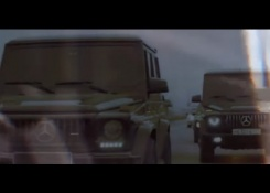 Mercedes Mafia – Gangster G-class Compilation, Escorts, AK 47 Fire! The Kings of the Road!