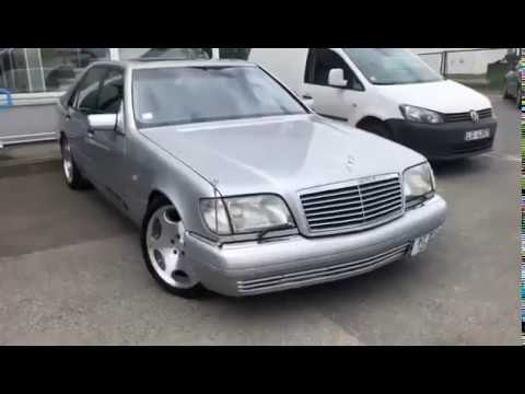 The King - Mercedes-Benz S-class W140 Detailing, Interior, Exterior, Extras