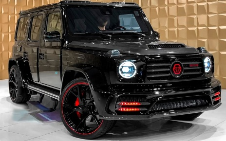2020 Mercedes AMG G 63 Mansory - New G Wagon on Steroids!