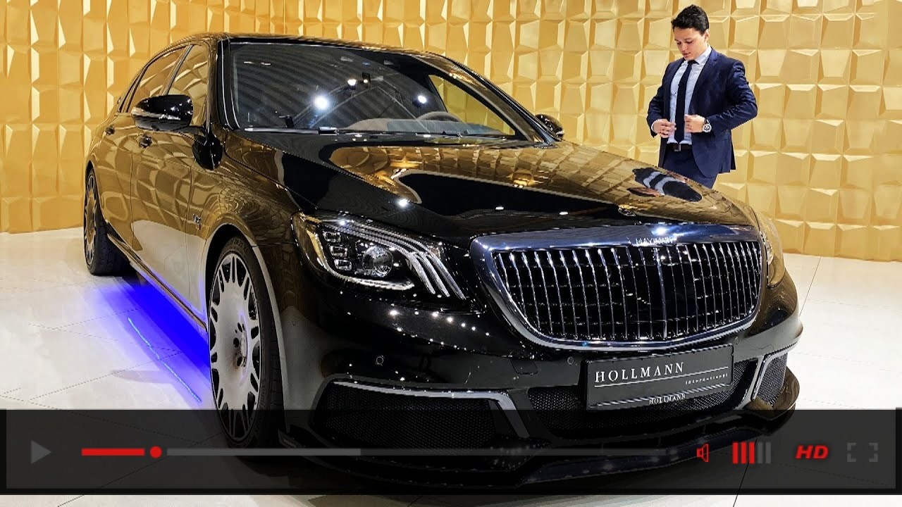 2020 Mercedes Maybach S650 BRABUS 900 | V12 S Class Full Review Sound Interior Exterior