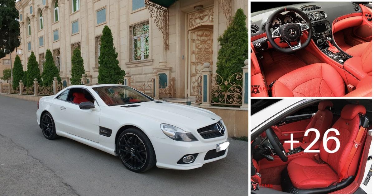 Mercedes-Benz SL55 AMG R230