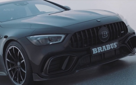 BRABUS 800 HP – Mercedes AMG GT 63 S 4MATIC+ Fastest 4 Door Car On Earth!