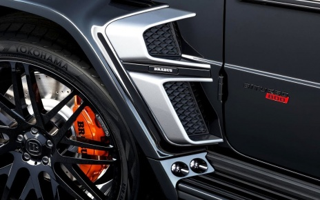 BRABUS 800 WIDESTAR - 800 horsepower for perfect SUV