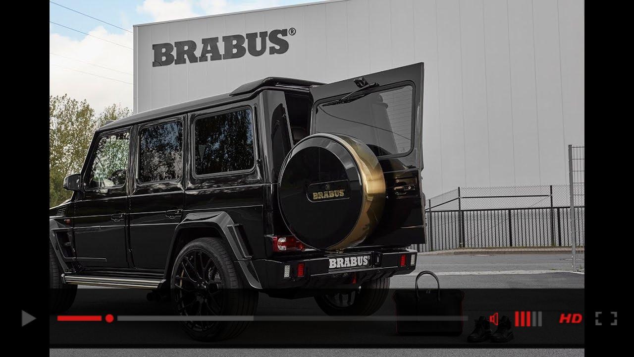 BRABUS goes fashion! BRABUS 850 BUSCEMI EDITION
