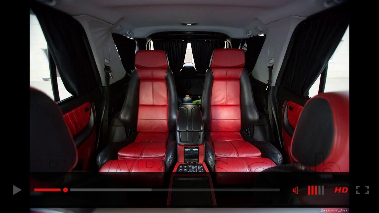 Mercedes-Benz ML55 AMG - Interior Designed by BRABUS