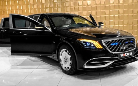 $1.8M Mercedes-Maybach PULLMAN V12 GUARD VR9 Armoured - Ultra Luxury Limousine!
