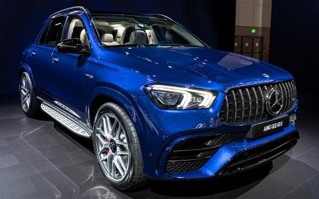 2020 Mercedes-AMG GLE 63 S - New V8 Biturbo SUV from AMG