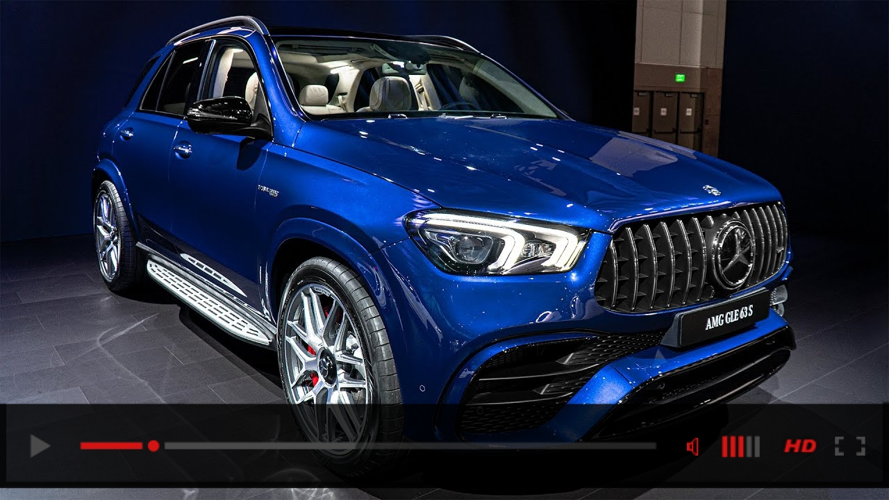 2020 Mercedes-AMG GLE 63 S - New V8 Biturbo SUV from AMG
