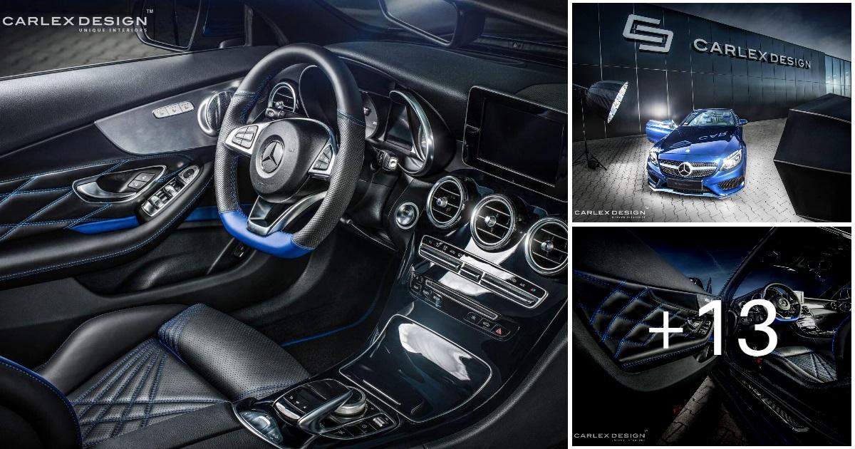 Mercedes C-Class Cabrio by Carlex Design