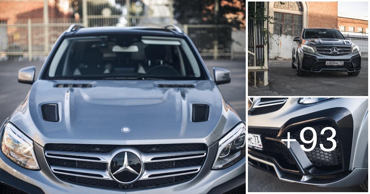 Mercedes GLE-Class 2016 RENEGADE Design (96 photos, 4 videos)