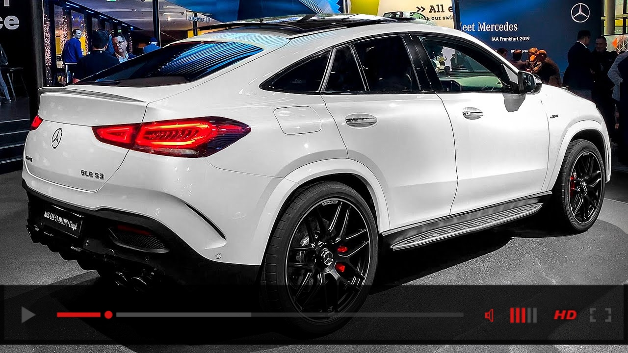 Mercedes-AMG GLE 53 Coupe (2020) - Walkaround