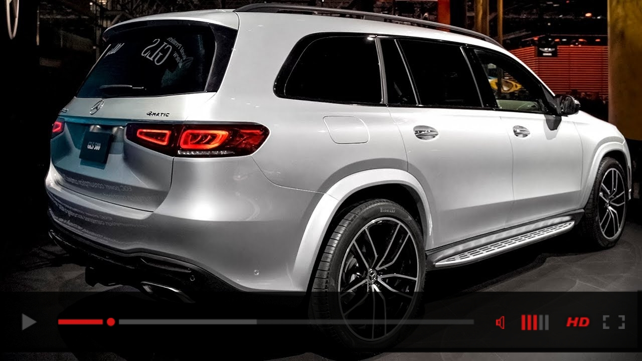 Mercedes GLS 580 AMG Line (2020) In Beautiful Details