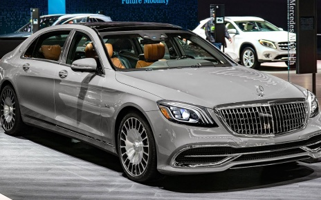 Mercedes-Maybach (2020) S650 - Interior and Exterior Details
