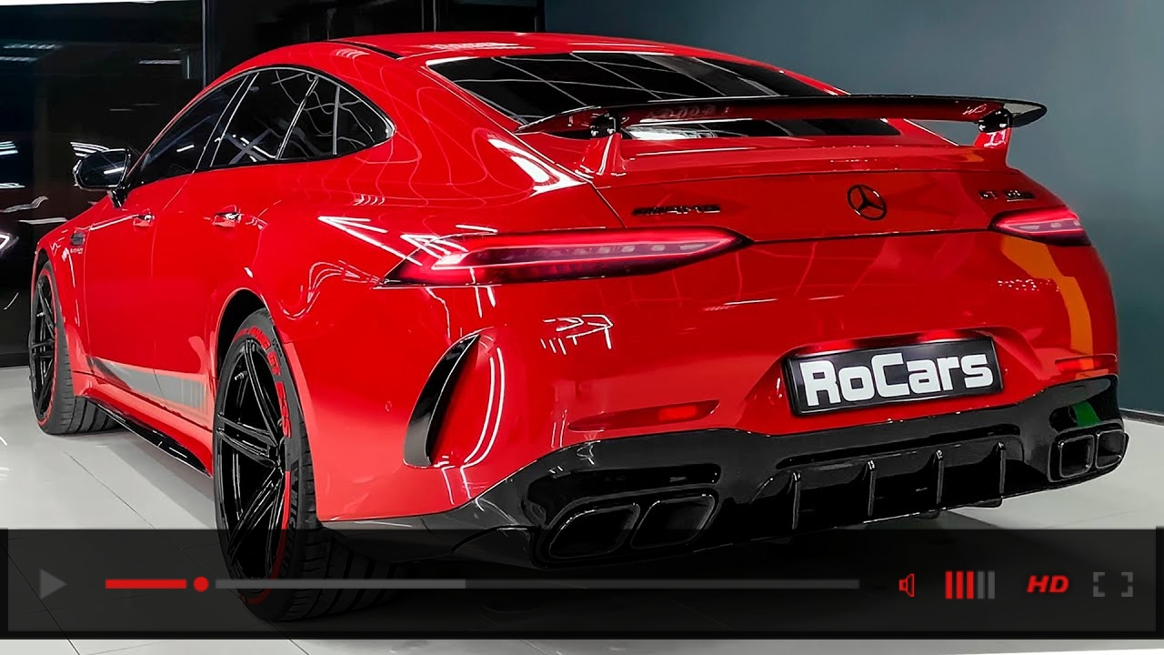 VIDEO: 2020 Mercedes-AMG GT 63 S - Interior and Exterior Details