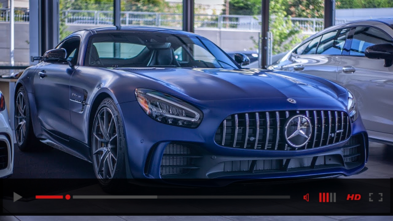VIDEO: 2020 Mercedes AMG GTR - Quick Walk-around