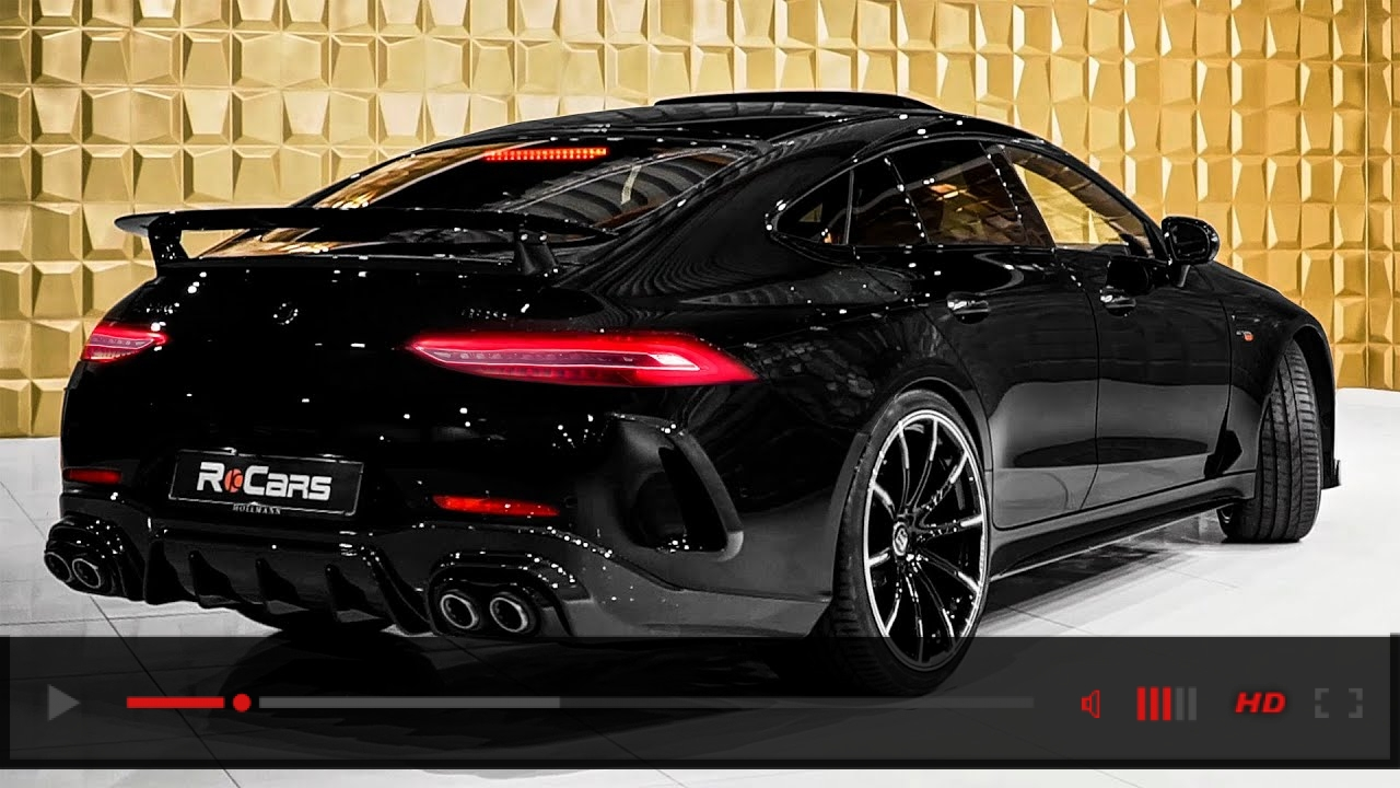 VIDEO: Mercedes AMG GT 63 S (2020) BRABUS 800 - 4 Door Beast from Brabus