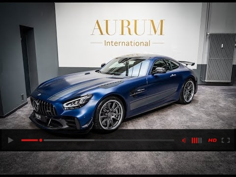 VIDEO: Mercedes-AMG GT R PRO LIMITED 1 of 750 2020