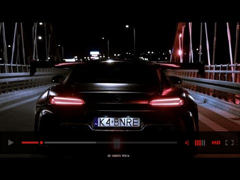 VIDEO: MERCEDES AMG GT R WIDE BODY INTO DARKNESS
