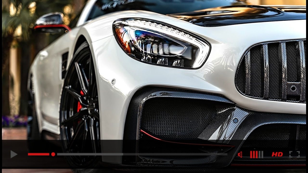 VIDEO: The Big Boss - Mercedes GT S - Vossen & Creative Bespoke
