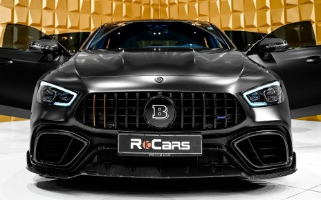2020 Mercedes-AMG GT 63 S BRABUS 800 - MOST BEAUTIFUL GT in Detail