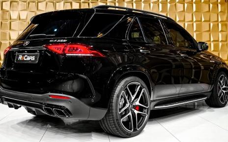 NEW Mercedes-AMG GLE 63S (2020) - BLACK BEAST is here!
