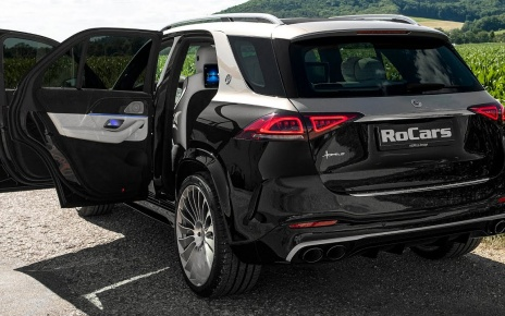 2021 Maybach GLE is already here! New Mercedes GLE from Hofele Design