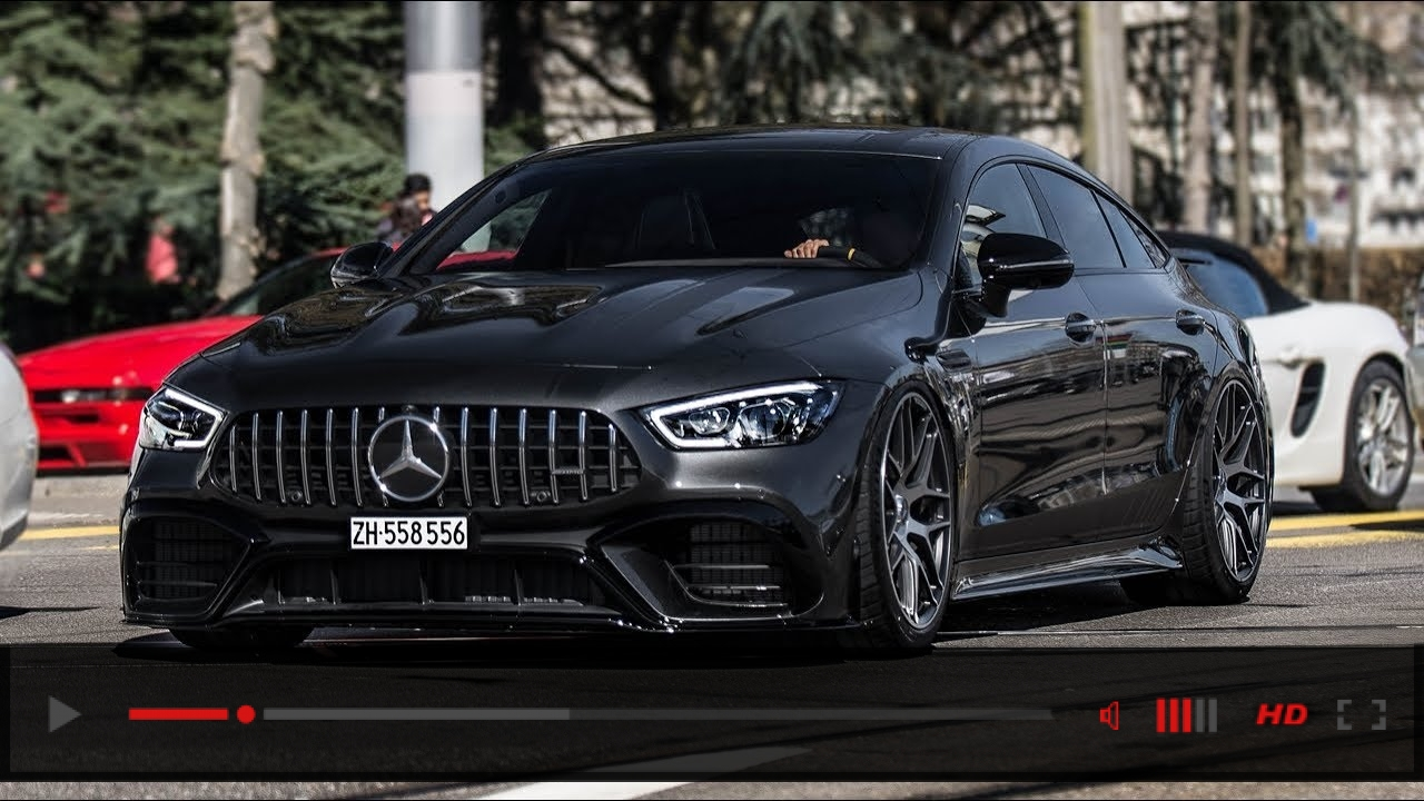 BEST of Mercedes-AMG in ZÜRICH 2019!
