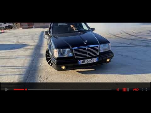 W124 E500 M113.960 Drift Open Diff 2.82