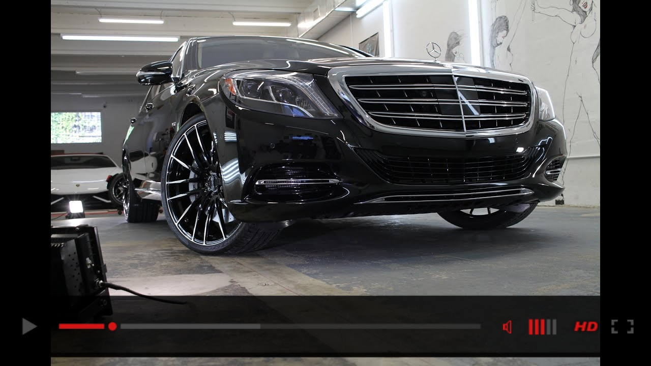 2016 Mercedes-Benz S600 Maybach/ Opti Coat Pro Plus by Advanced Detailing