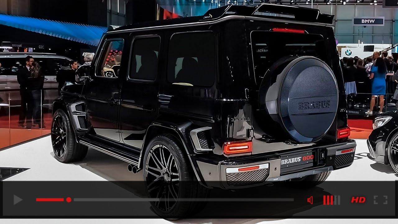 2019 Mercedes-AMG G 63 BRABUS 800 Widestar - Walkaround