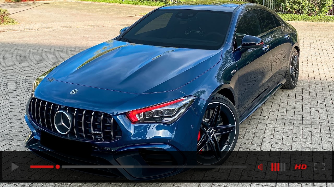 2020 CLA45 S - The Mini GT 63!