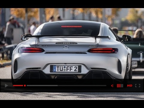 Mercedes-AMG Sound Compilation (2o17) SLS, AMG GTR, GTS, E63S, C63S, CLS63, S63!!