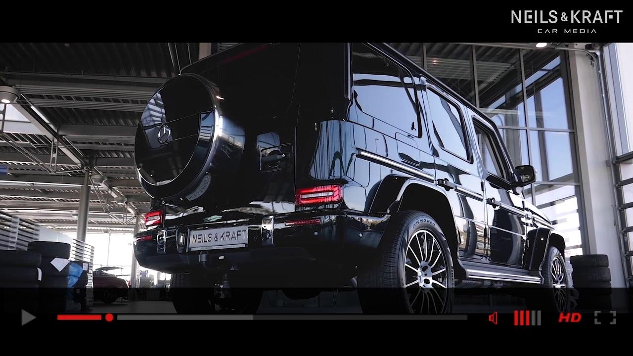 Mercedes-Benz G-Klasse   Stronger than time.