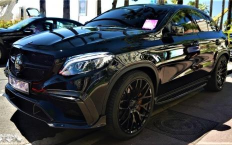 NEW 2019 Mercedes Brabus GLE 850 BiTurbo GLE 63 AMG Super Sport - Interior and Exterior Full HD 433h