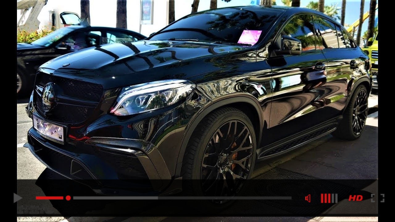NEW 2019 Mercedes Brabus GLE 850 BiTurbo GLE 63 AMG Super Sport - Interior and Exterior Full HD 433h