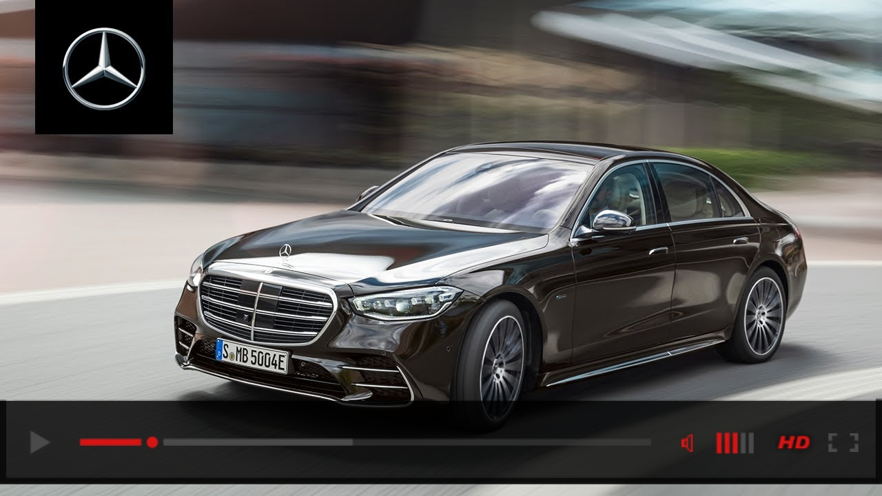 The New S-Class: World Premiere. Official Trailer by Mercedes-Benz