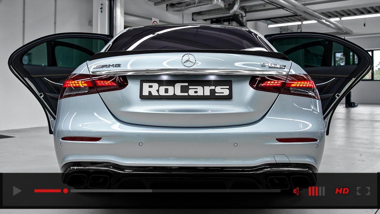 2021 Mercedes-AMG E 63 S - Wild Sedan!