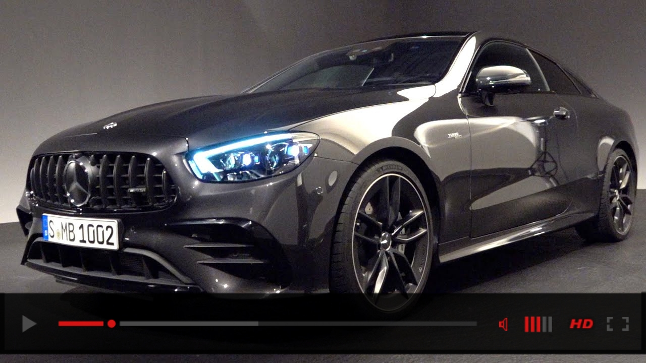 2021 Mercedes E Class AMG Coupe - E53 NEW Full Review 4MATIC + Interior Exterior Infotainment
