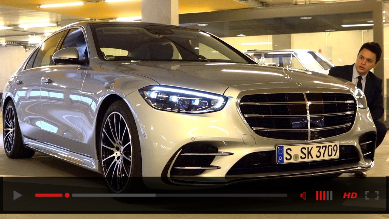 2021 Mercedes S Class - NEW S580 4MATIC Full Drive Review Interior Exterior Infotainment