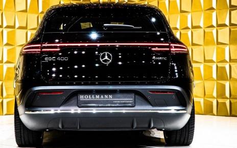 Mercedes-Benz EQC 400 4Matic [Walkaround]  4K Video