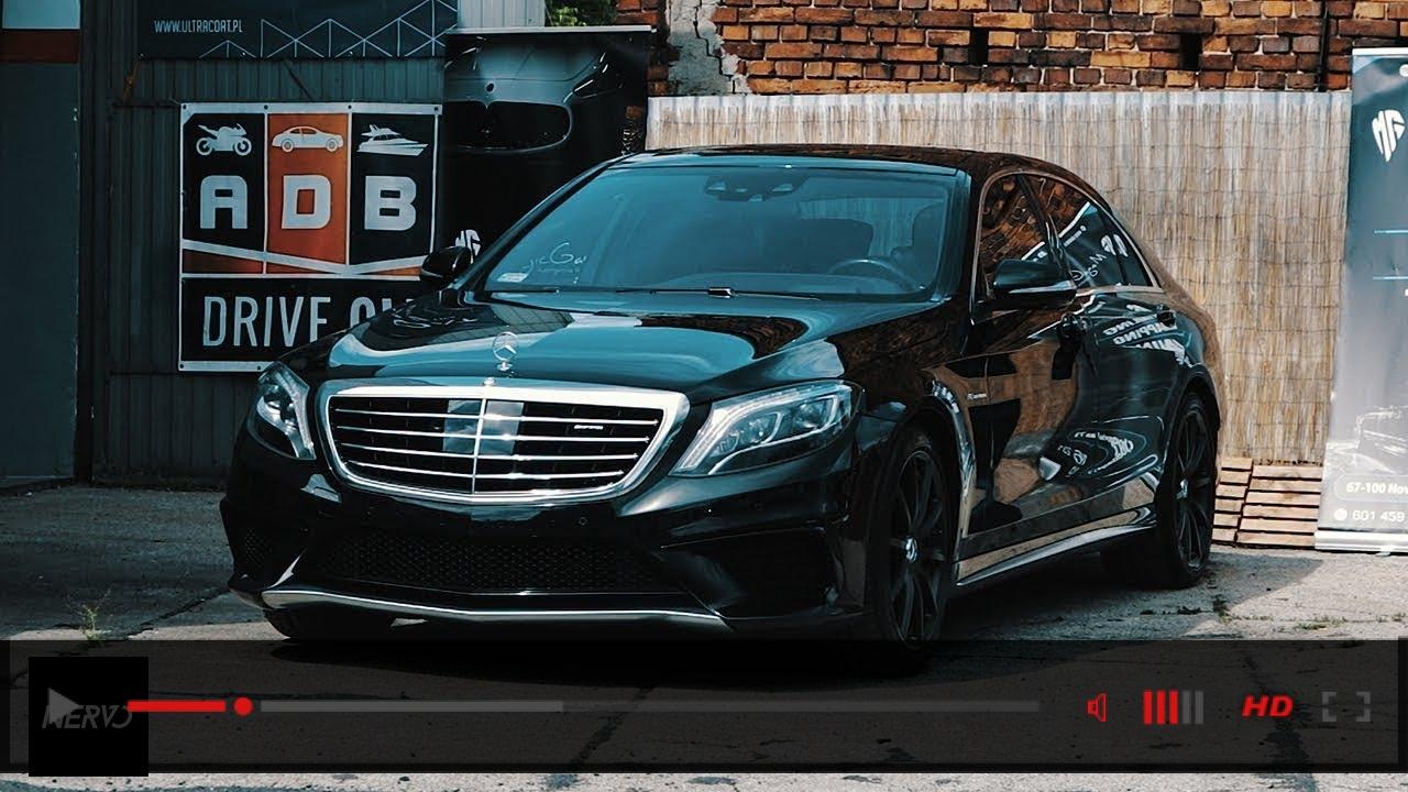 MERCEDES-BENZ S63 AMG L | Detailing - Magic Garage
